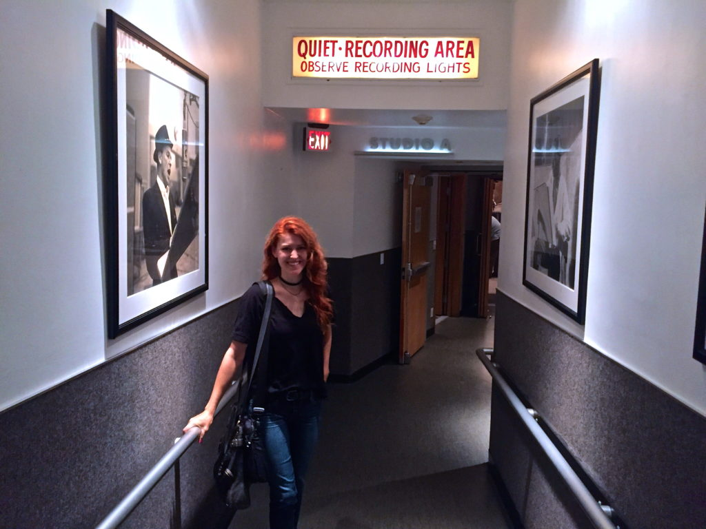 Capitol Records session